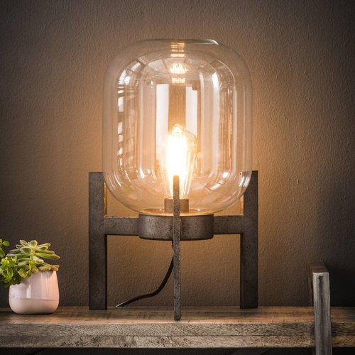 LioLights Tafellamp glas support