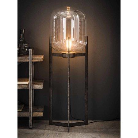 LioLights Vloerlamp glas support 7419