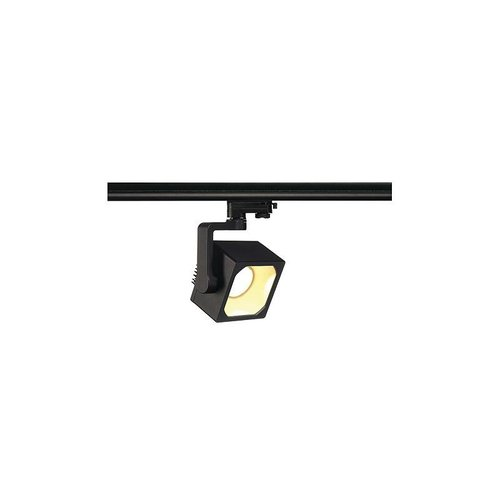 Spot à rail triphasé LED EURO CUBE 28.5W
