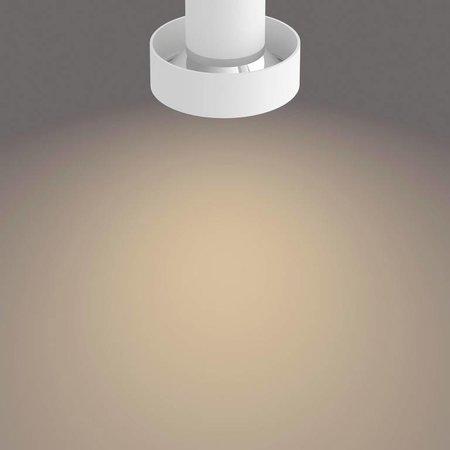 Philips LED wand/ Plafondspot myLiving Bukko 2-lichts