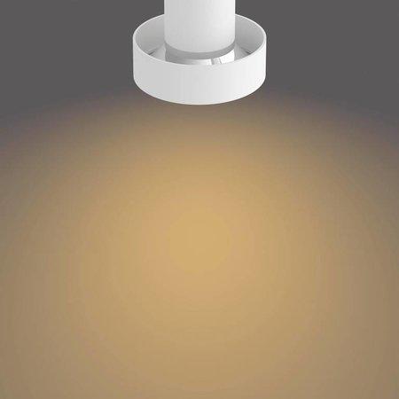 Philips LED wand/ Plafondspot myLiving Bukko 4-lichts