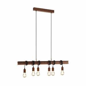 EGLO Vintage hanging lamp Townshend 49859