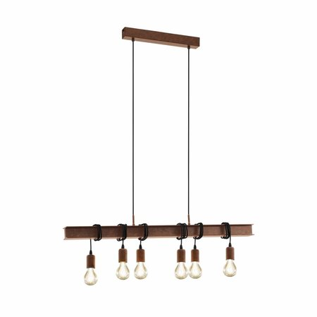 EGLO Vintage hanglamp Townshend 49859