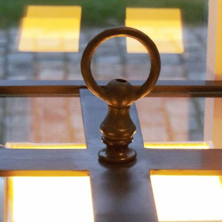 Authentage verlichting Landelijke tafellamp Sévère Lantern Floor