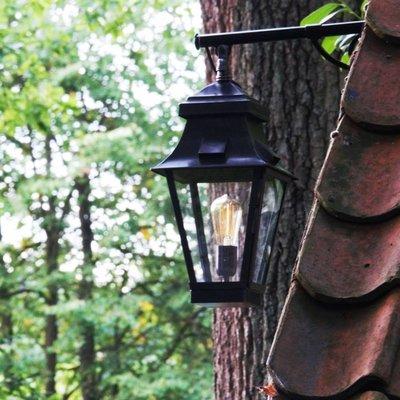 Authentage verlichting Landelijke Wandlamp Gracieuze Small Bracket outdoor