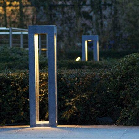 Authentage verlichting Rural floor lamp Pipillier 70cm outdoor