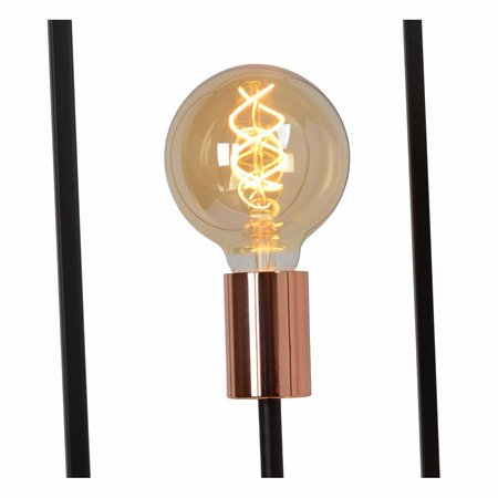 Lucide Floor lamp ARTHUR black 08724/03/30