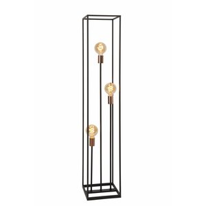 Lucide Floor lamp ARTHUR black 08724/03/30