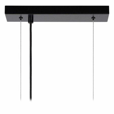 Lucide SURTUS - Pendant lamp - E27 - Black 30474/06/30