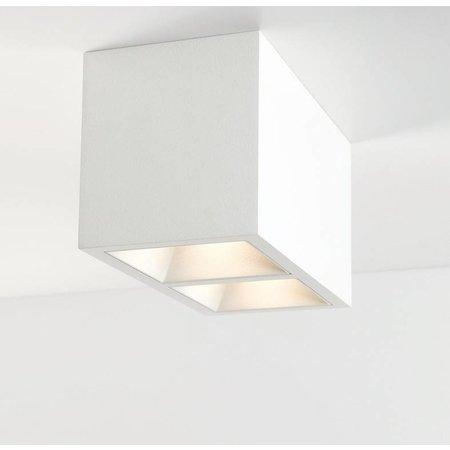 Absinthe LED Design Dubbele plafondspot Modul 3000°K
