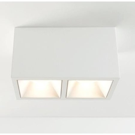 Absinthe LED Design Double ceiling spotlight Modul 3000 ° K