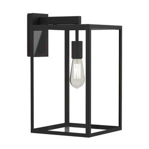 Astro Wandlamp Box Lantern 450 Zwart textuur