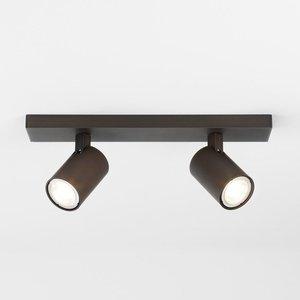 Astro Ascoli Twin Dim Double wall or ceiling lamp GU10