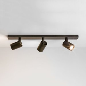 Astro Ascoli Triple bar wand- of plafondlamp GU10
