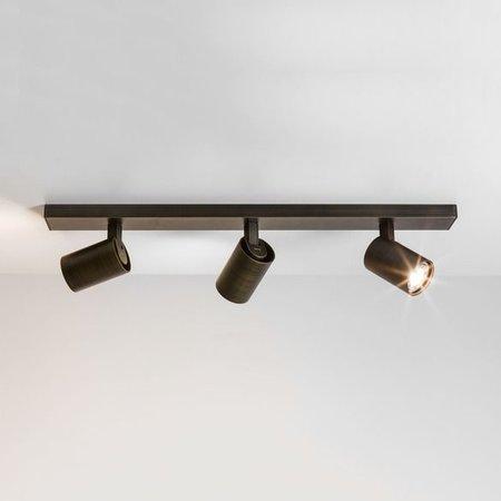 Astro Ascoli Triple bar wall or ceiling lamp GU10