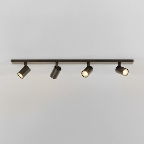 Astro Ascoli Four bar wand- of plafondlamp GU10