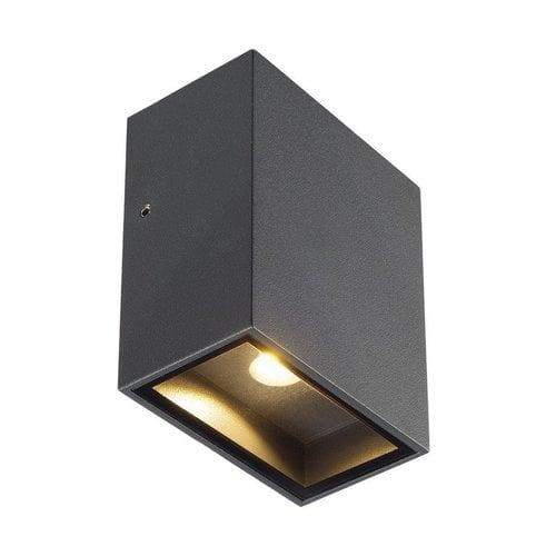 Wall lamp QUAD 1 XL IP44 LED 232435
