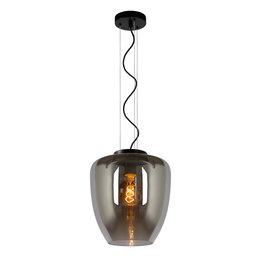 Lucide FLORIEN - Hanglamp - E27 - Fumé 30473/28/65