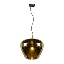 Lucide SOUFIAN - Hanglamp - E27 -Goud 70478/40/01