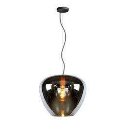 Lucide SOUFIAN - Hanging lamp - E27 - Fumé 70478/40/65