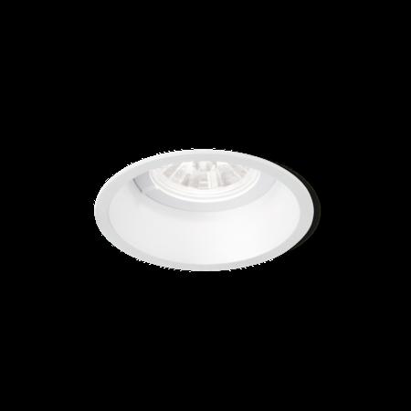 Wever & Ducré Recessed spot DEEP 1.0 LED Blade springs