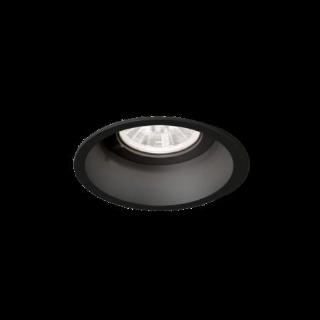 Wever & Ducré Inbouwspot DEEP 1.0 LED Blade springs