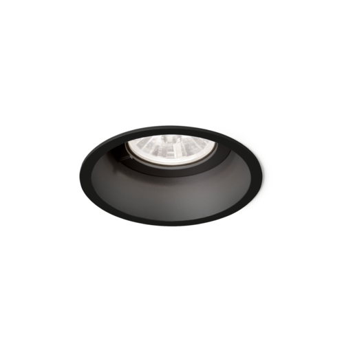 Wever & Ducré Recessed spot DEEP 1.0 LED Blade springs