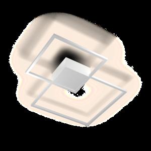 Wever & Ducré Wand/plafondlamp Venn 1.0 LED