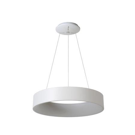 Lucide TALOWE Lampe à suspension LED Ø 60 cm blanche 39W 46400/42/31