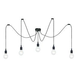 Lucide Vintage hanging lamp Fix multiple 08408/05/30