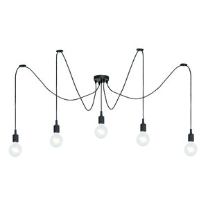 Lucide Lampe à suspension vintage Fix Multiple 08408/05/30