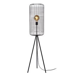 Lucide ESMEE - Floor lamp - Ø 31 cm - E27 - Black - 02705/31/30