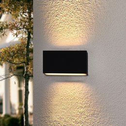 LioLights Led Wall lamp WL BOX IP54 Outdoor