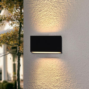 LioLights Led Wandlamp WL BOX IP54 Outdoor