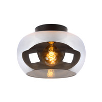 JUDI - Ceiling light - Ø 30.5 cm - E27 - Fumé 45177/30/65