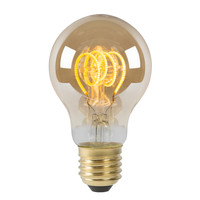 LED BULB - Filament lamp - Ø 6 cm - LED Dimb. - E27 - 1x5W 2200K - Amber