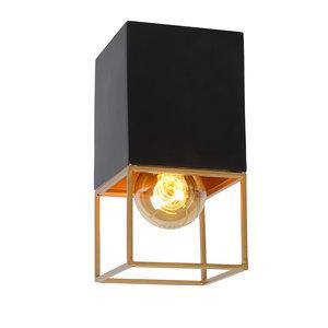 Lucide JRIXT - Ceiling light - E27 - Black - 21120/01/30