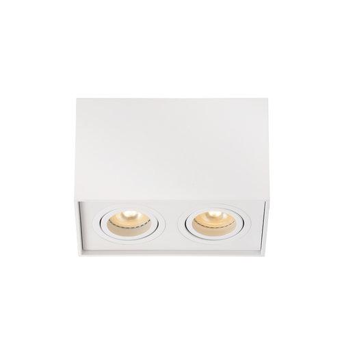 Lucide TUBE - Ceiling spot - GU10 - White 22953/02/31