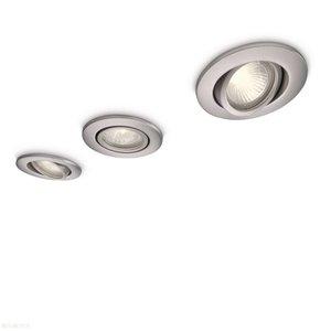 Philips myBathroom Roots recessed spotlights 3 pieces 599021716