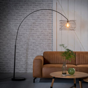 LioLights Arc lamp Ø45 curl