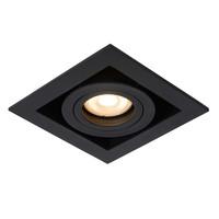 CHIMNEY - Inbouwspot - GU10 - Zwart