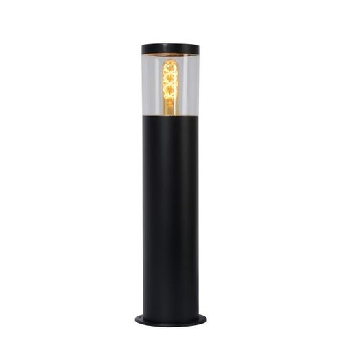 Lucide FEDOR - Pedestal lamp Outdoor - E27 - IP44 - Black - 14899/50/30