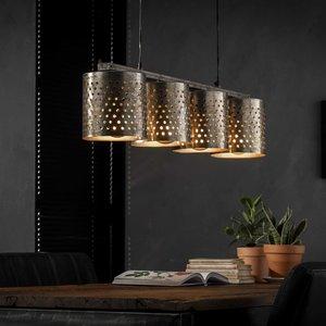 LioLights Hanglamp 4xØ18 geperforeerd