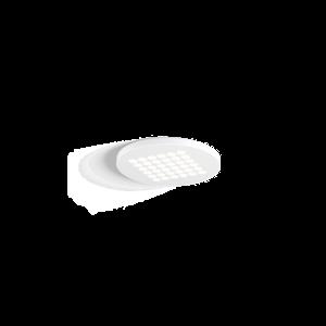 Wever & Ducré CORY 1.6 LED plafondlamp wit IP44