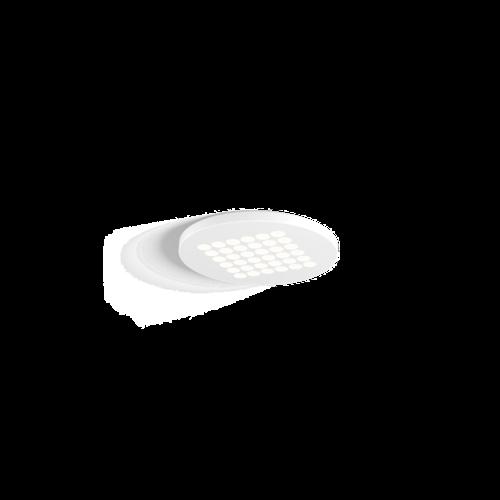 Wever & Ducré CORY 1.6 LED ceiling lamp white IP44