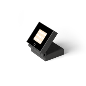 Wever & Ducré Wall lamp X-Beam 2.0 LED Dark gray IP65 Outdoor