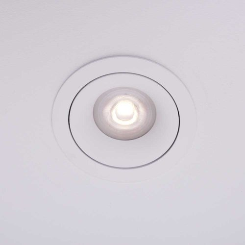 LioLights Recessed spotlight DL911 GU10 orientable