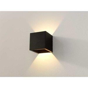 LioLights Applique murale LED WL Cube IP54