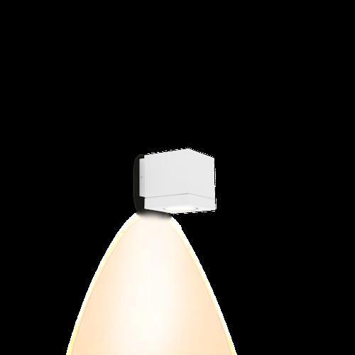 Wever & Ducré Wall lamp TUBE CARRÉ 1.0 PAR16 IP65