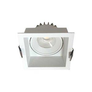LioLights Spot à LED encastré VIBS IP44 10W blanc chaud